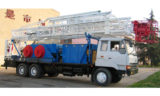 250HP Truck-Mounted Rigs